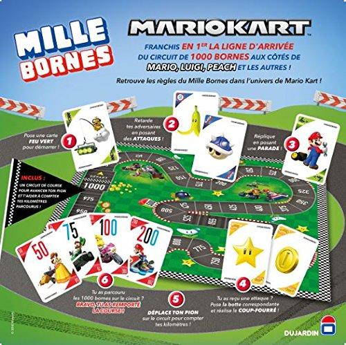 regles du jeu mille bornes mario kart