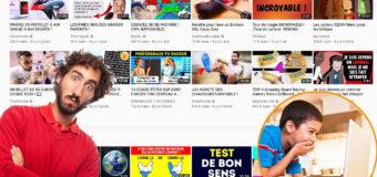 YouTube et les enfants