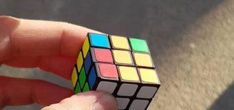 Le retour de la mode des Rubik's cube à l'école