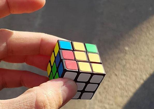 mini rubik s cube