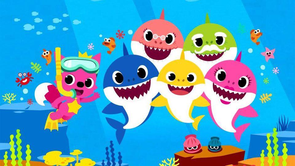 chanson comptine pour enfant baby shark