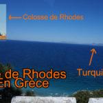 Voyage à Rhodes en Grèce