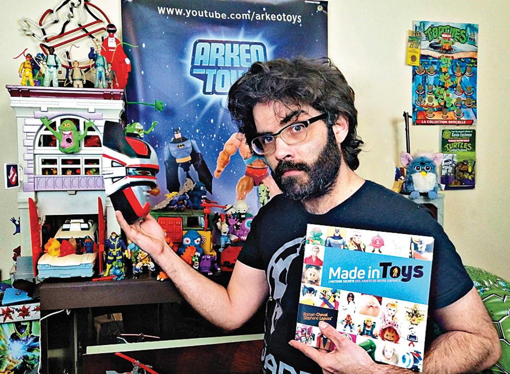 Arkeo toys youtubeur