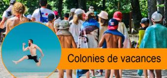 Première colonie de vacances