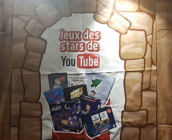 jeux société youtubeurs