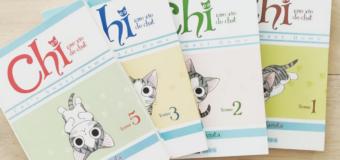 Chi ma vie de chat – Une œuvre idéale pour débuter les mangas
